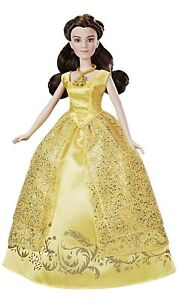 Disney Beauty & The Beast Enchanted Melodies Belle Doll - FREE EXPRESS POST -
