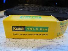 Kodak TRI-X Pan Film Fast Black + White TX 120 Photos Vintage 1972 Camera NOS