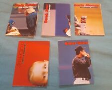 """1997 Fleer Sports Illustrated """"Great Shots"""" Mini Posters Lot Of 5."""