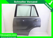 Tür hinten links komplett Grafit Grau Perlmetallic ZDL  Suzuki Grand Vitara II