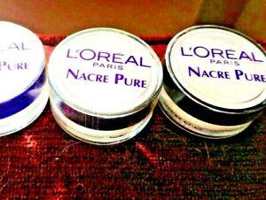 L`Oreal Paris Nacre Pure X 3