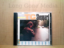 Crossroads by T.G. Sheppard (CD, REMAINDER)