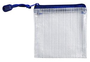 Lil Stuff Zip Bag Blue