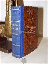 RELIGIONE - Buommattei: AVVERTIMENTI GRAMATICALI 1786+ Segneri[?] In ARMENO 1824