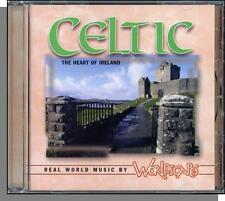Real World Music -Celtic: The Heart of Ireland (1998) - New 22 Song CD!