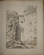 Goldicutt Pinelli Siracusa Dioniso stampa antica old print 1819 sicilia gravure