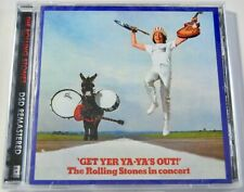 The Rolling Stones ~ Get Yer Ya Ya's Out ~ NEW CD Live NY 1969 (Remastered)