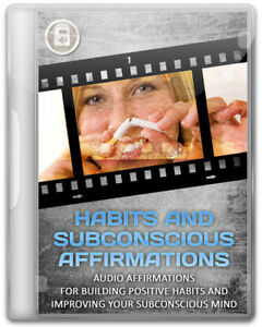 Habits and subconscious cd mp3 self help