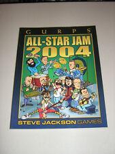 GURPS: All-Star Jam 2004 (New)