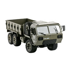 2.4Ghz RC 1:16 Scale 6WD Radio Control Military Pickup Truck Climbing Car