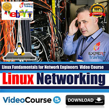 Linux Fundamentals for Network Engineers Video Training Course DOWNLOAD