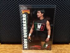Eddy Guerrero 1999 Topps WCW/NWO Nitro #51 Card LWO EX