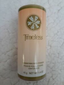 Avon Timeless Shimmering Body Powder ~ Discontinued ~ BRAND NEW SEALED!!!