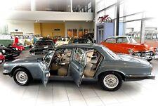 *PRESTIGE-TRÄCHTIGER KLASSIKER* Jaguar XJ6 4.2 Serie III im Oldtimer Museum
