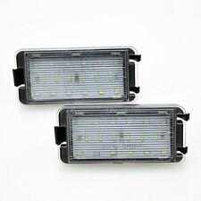 Für Seat Ibiza IV 6L Cordoba Premium LED SMD Kennzeichenbeleuchtung Xenon