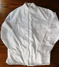 Vintage chefs white jacket Vole kitchen workers coat 1940s 1950s Sanforized