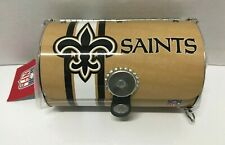 NEW ORLEANS SAINTS Tin Can Petite Fashion Mini Purse Little Earth NFL NEW TAG