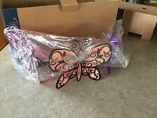 Partylite Fluttering Butterfly Friends Votive Centerpiece NIB! P91870