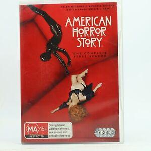 American Horror Story  Season 1 Complete Dylan McDermott Connie Britton DVD GC