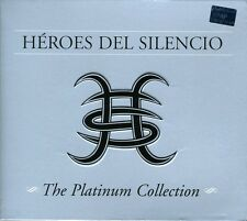Héroes del Silencio, Heroes del Silencio - Platinum Collection [New CD] Spain -