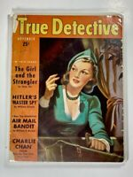 TRUE DETECTIVE VOL 37 # 2 - Pulp Crime - Nov 1941 - VG / Shrink Wrapped