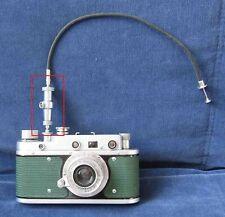 Vintage KMZ synchronizer of flash to russian camera Zorki FED