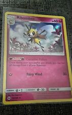 Ribombee HOLO Rare Pokemon Sun & Moon Fairy/Wind/Trading/Card/Curative/Foil/NEW