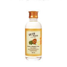 SKINFOOD [Skin food] Parsley and Mandarin Toner 160ml freebie
