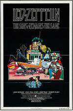 "Led Zeppelin The Song Remains the Same Movie Poster Replica 13x19"" Photo Print"