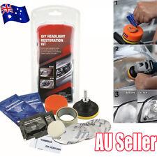 Car Headlight Lens Restoration System Professional Restorer Polishing Tool Kit a