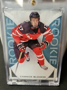 2018-19 The Cup Connor McDavid Team Canada Rookie 197