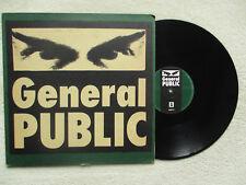 """MAXI 45T GENERAL PUBLIC """"General public"""" VIRGIN VS 659 12 UK §"""