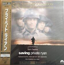 Laserdisc Saving Private Ryan Jap OBI AC3