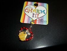 High Intencity Charm It! SNOW WHITE For Bracelet / Necklace NEW