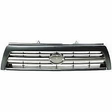 fits 1996-1998 TOYOTA 4RUNNER Front Bumper Radiator Grille NEW