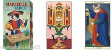 Marseille Cat Tarot NEW Sealed 78 Cards Deck Divination Traditional symbolism