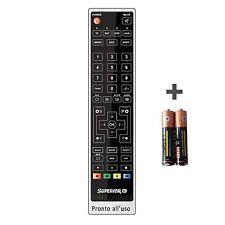 TELECOMANDO PROGRAMMATO PER TV SHINELCO + DECODER - DVD - SAT - SKY