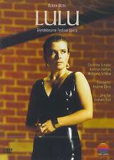 Alban Berg : Lulu - Glundebourne Festival Opera (DVD)