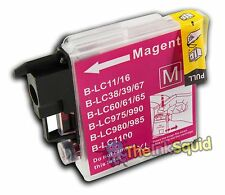 Compatible Magenta/Red LC985 (LC39) Ink Cartridge for Brother DCP-J315W Printer