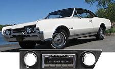 USA-630 II* 300 watt '66-67 Cutlass, 442 AM FM Stereo Radio iPod USB Aux inputs