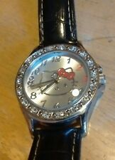 Vintage Sanrio Kitty Ladies watch, running with new battery I