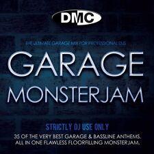 DMC Ultimate Garage Monsterjam Vol 1 Party DJ CD Mixed By Urbanheadz