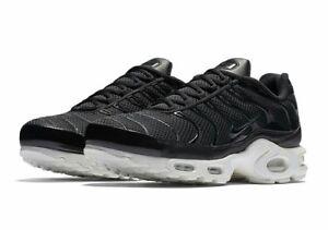 Nike Air Max Plus Breeze Black/Black-Summit White-Anthracite Trainers 898014 001