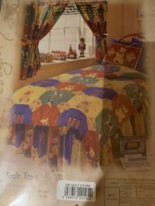 Children's Toy Single Duvet Set