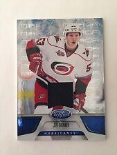 2011-12 Certified Jeff Skinner Blue Mirror Jersey Card(#04/99) #1