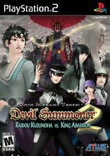 Shin Megami Tensei: Devil Summoner 2: Raidou Kuzunoha VS King Abaddon [PS2] NEW