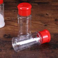 12 Stk. Salz Zucker Gewürzstreuer Gewürzdosen Flaschen Camping Pfefferflasche