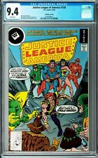 Justice League of America #158 CGC 9.4 (Sep 1978, DC)  Rich Buckler, Whitman var