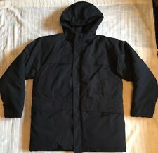 Point Zero Hooded Polyfill Jacket XXL Black Very Warm, Excellent Condition Parka