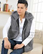 Fur Hooded Unbranded Coats & Jackets for Men